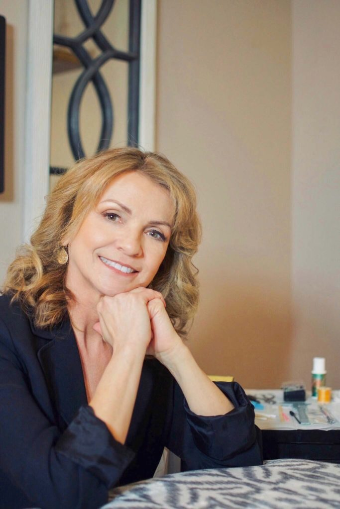 Diane Harwood, Owner of Brow Beauty by Diane
